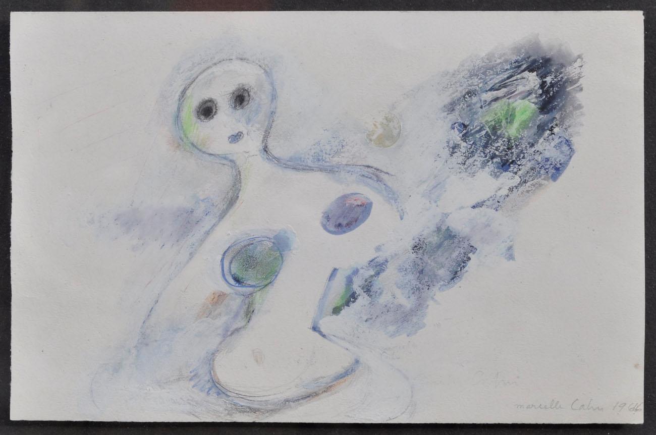 Resultado de imagen para marcelle cahn peintre